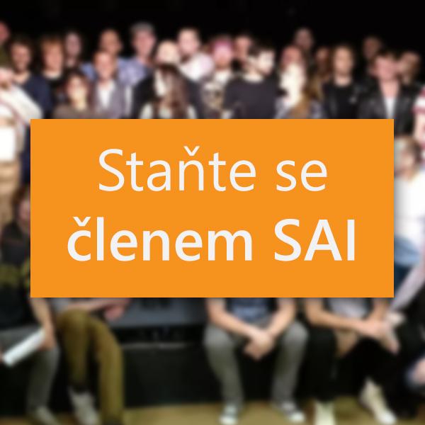Staňte se členem SAI